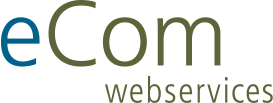 eCom webservices Logo